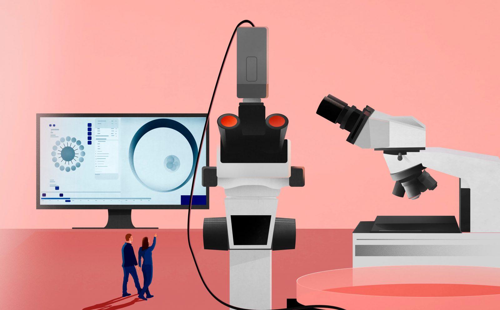 Обзор репродуктивных лабораторных технологий